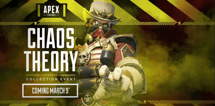 Apex Legends Chaos Theory Collection Event Info