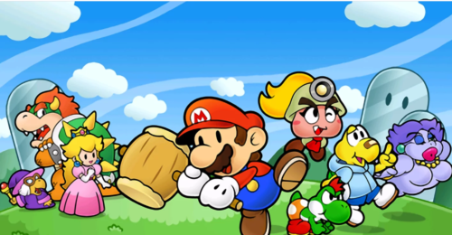 Paper Mario & crew could make a return in 2020