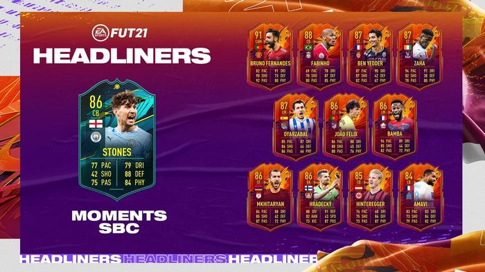 MORE PLEASE! We are loving the SBCs at the moment