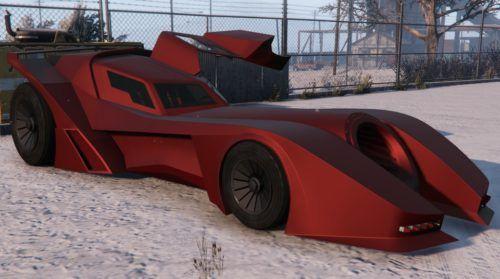 customised Vigilante
