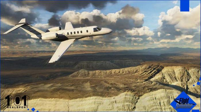 MAKE THE MOST OF IT! There are no travel restrictions on Flight Sim