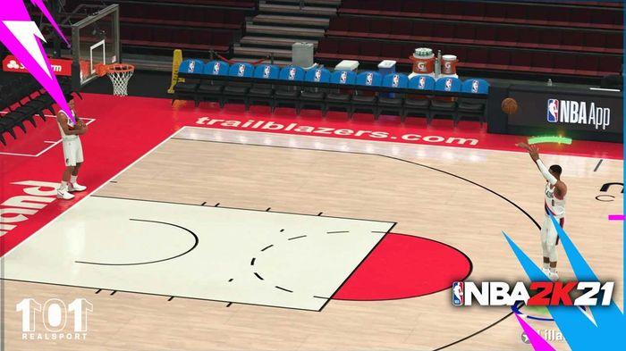 NBA 2K21 Best Badges for Shooting