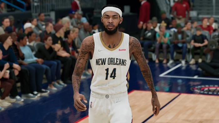 Brandon Ingram in NBA 2K22