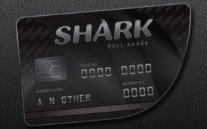 gtaV bull shark card