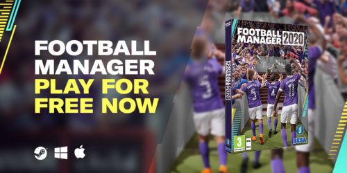 football manager 2020 free steam