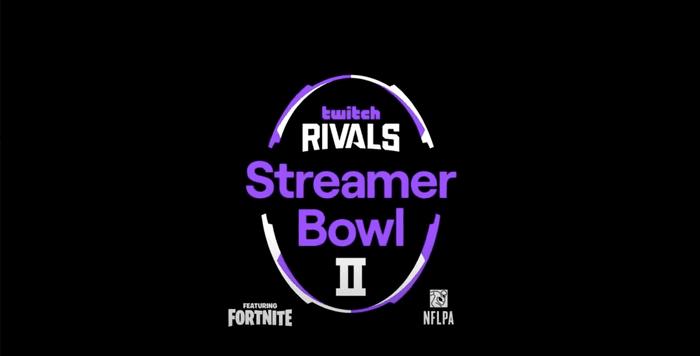 Fortnite Streamer Bowl II Twitch Rivals NFL