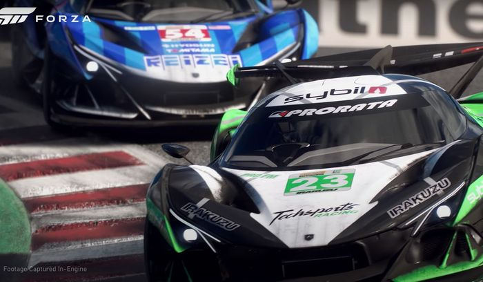 Forza racing screenshot xbox series x