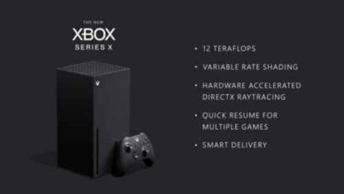 ps5 xbox specs reveal