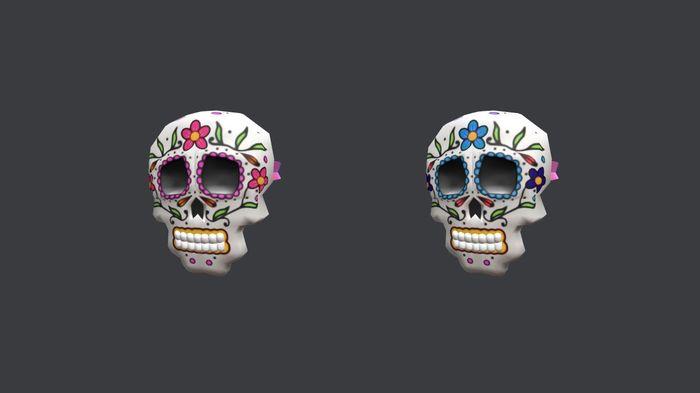 dia de los muertos mask roblox