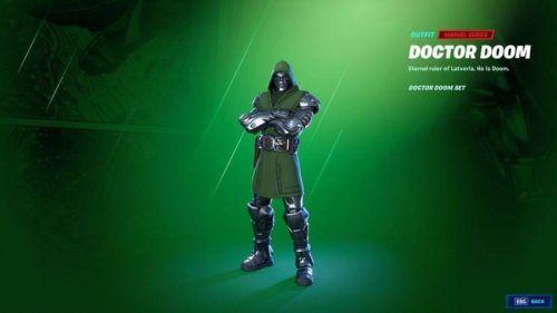 Dr Doom 1