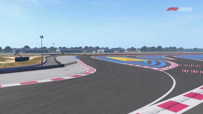 F1 2020 France turn 1 Y