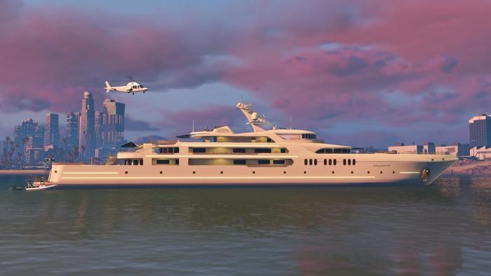 GTA Online Galaxy Super Yacht 1 1