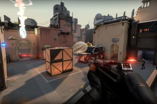 valorant weapons gameplay