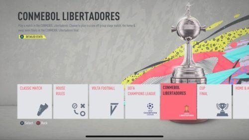 Copa Libertadores Kick Off