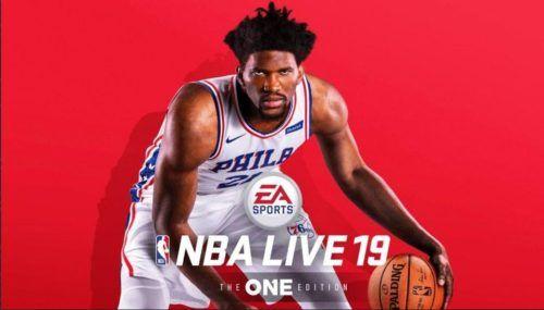 Joel Embiid NBA Live 19