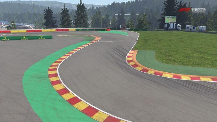 F1 2020 Belgian GP Spa Turns 17 20
