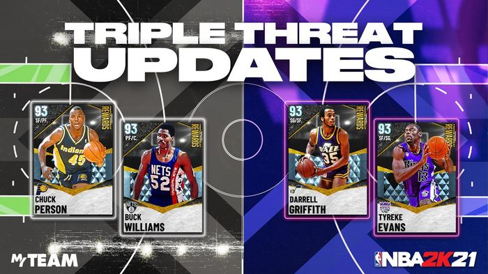 Triple Threat Updates