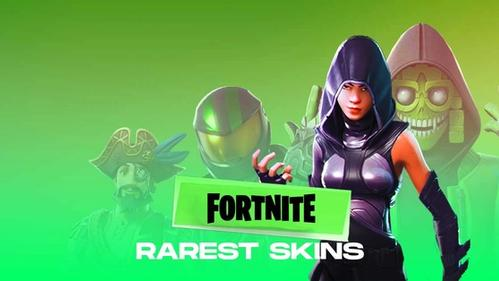 Updated Fortnite What Are The Rarest Skins Renegade Raider And More