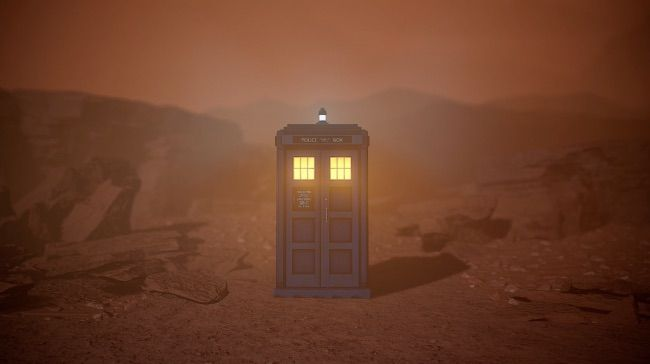 dr who edge of reality 1