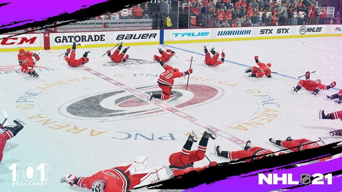 NHL 21 Franchise Mode Features