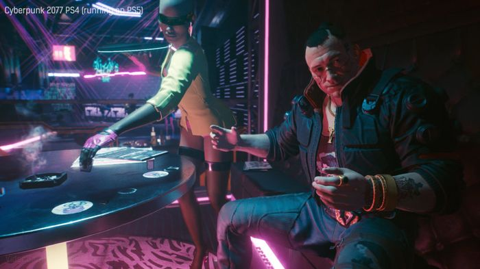 THE CLUB! Games like GTA and Cyberpunk both include scenes of a sexual nature
