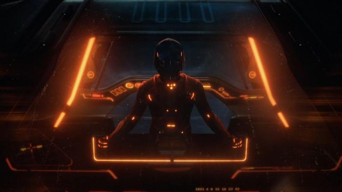 Fortnite Tron Skin Legacy Rinzler
