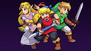 TEAM EFFORT: You must save Hyrule from the enchanted music