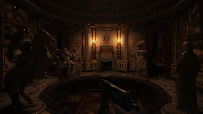 solve hall of ablution pool puzzle Resident evil village
