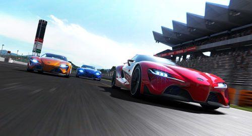 GT7 race