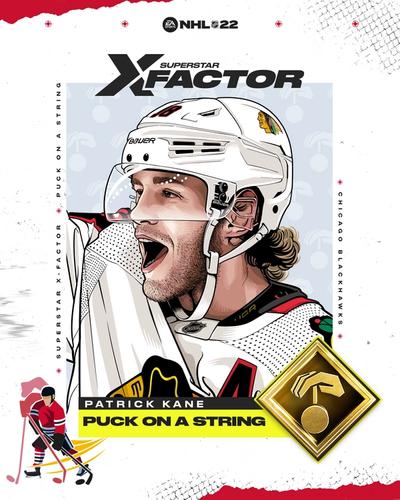 NHL 22 Patrick Kane