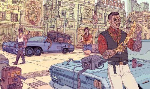 valentinos concept cyberpunk