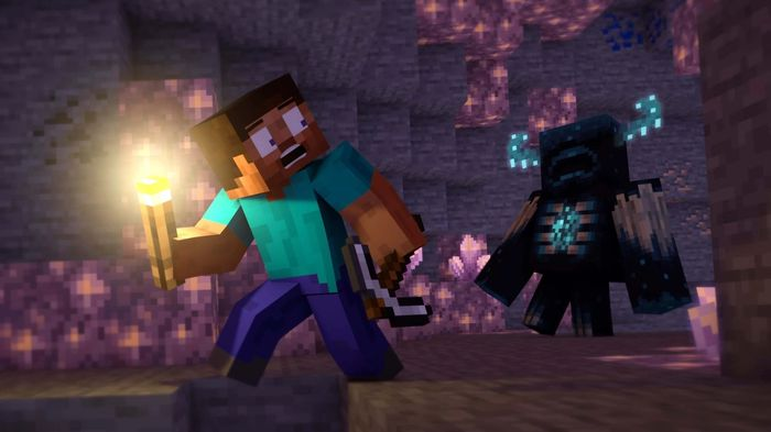 Minecraft 1 17 amethyst and warden
