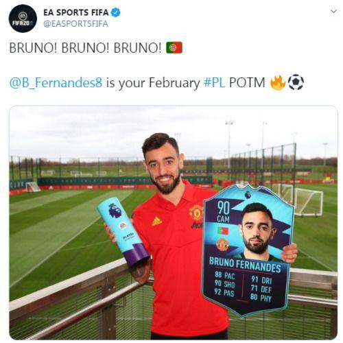 fifa 20 potm february premier league