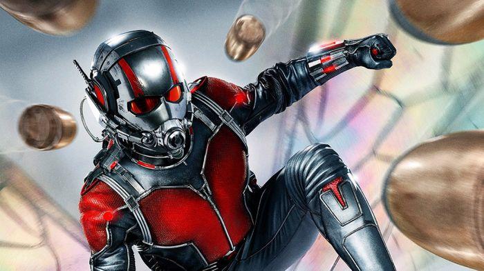 Ant Man movie promo
