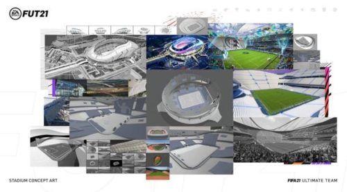 FUT Stadiums Concept, MUT Stadium