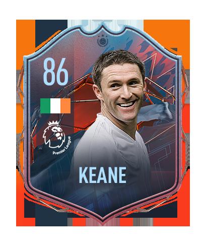 FIFA 22 FUT Heroes Robbie Keane
