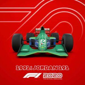 f1 2020 Jordan 91