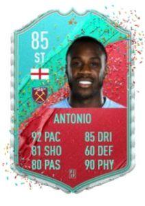 Antonio FUT Birthday