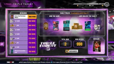 Game modes and challenges in marketing