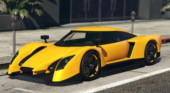 gta online weekly update autarch podium car 1