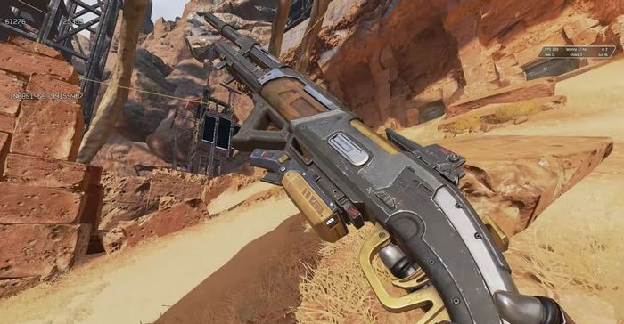Apex Legends Season 8 Repeater New Weapon