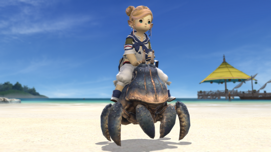 FF14 5.41 Patch new mount