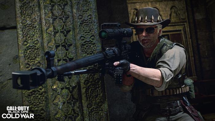 Warzone New Weapons Season 2 Reloaded Sniper Rifle ZRG 20mm Adler
