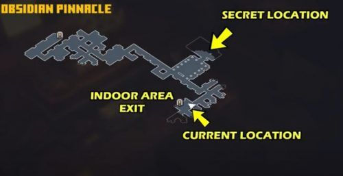 Minecraft Dungeons Obsidian Pinnacle Secrets