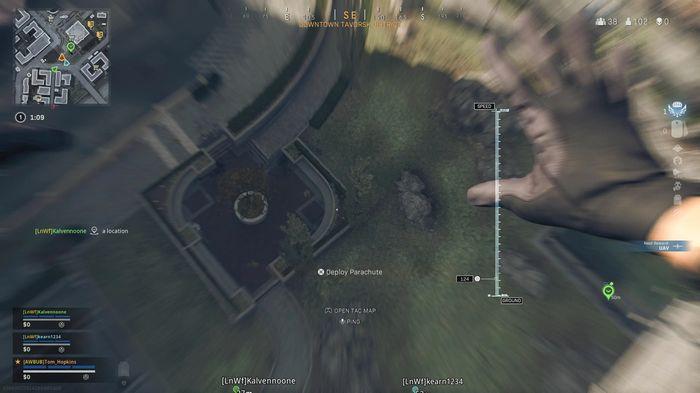 power grab ltm, warzone