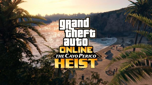 CAN YOU HANDLE THE HEIST - Cayo Perico is the biggest update in the game's history