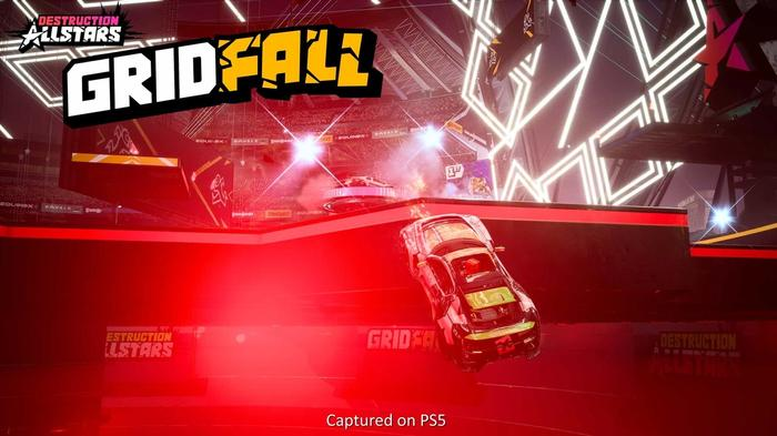 LAST ONE LEFT: Gridfall is a BR mode