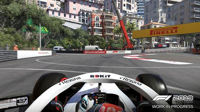 Monaco if F1 2019