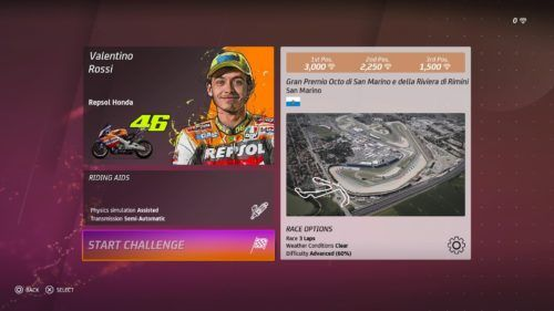 MotoGP 20 Historical content rossi min