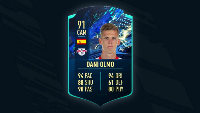 FIFA 21 TOTS Moments SBC Dani Olmo Spain How to Unlock